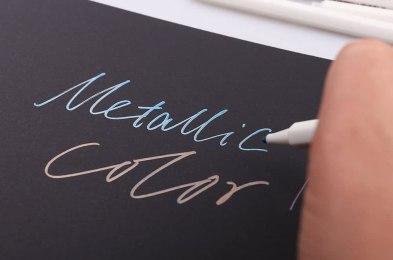 Metallic-Markers