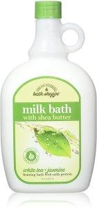 Village Naturals milk bath, best bubble bath