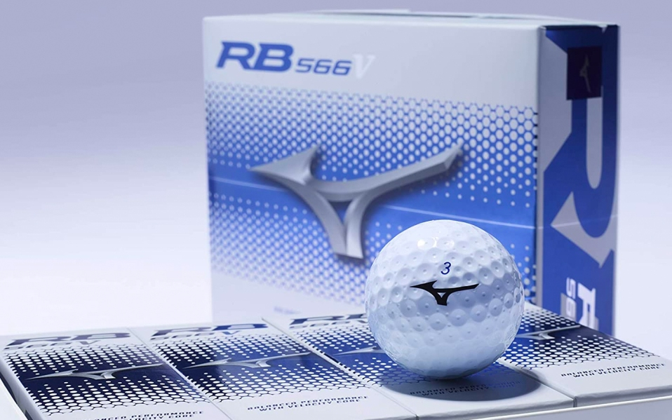 mizuno golf balls rb 566v