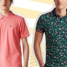two men in polos