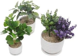 Modern Ceramic Garden Flower Pots