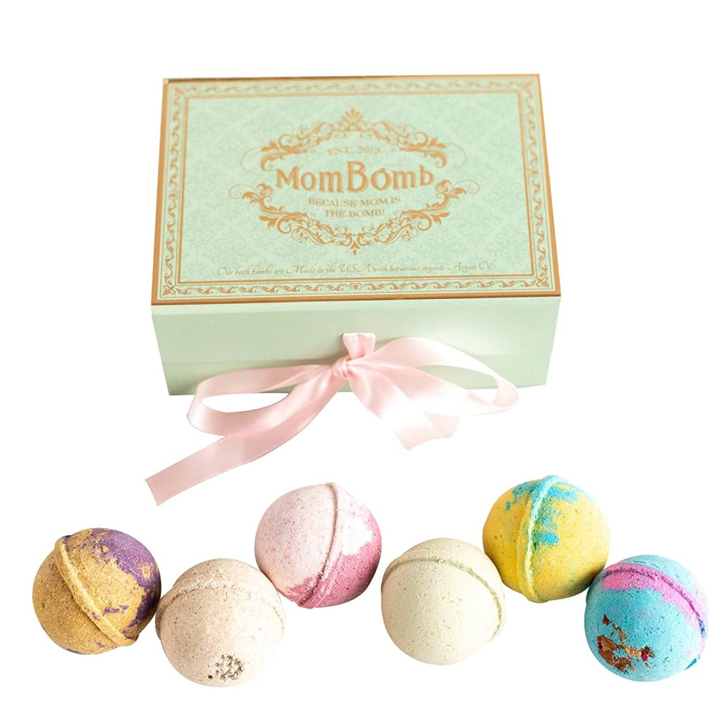 Mom Bomb Bath Bomb Gift Set
