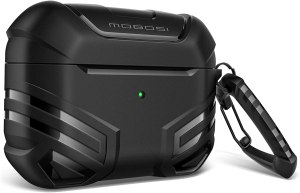 MOBOSI vanguard armor series airpods case, best airpods case