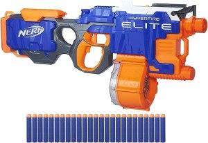 best nerf guns: Nerf N-Strike Hyper Fire Blaster