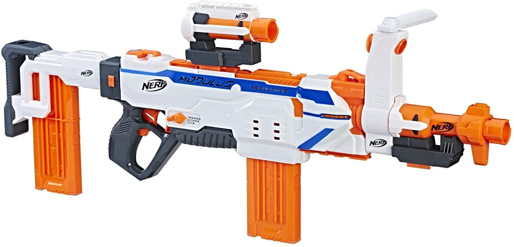 best nerf guns: Nerf Modulus Regulator
