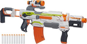 automatic nerf gun - Nerf N-Strike Modulus ECS-10 Blaster