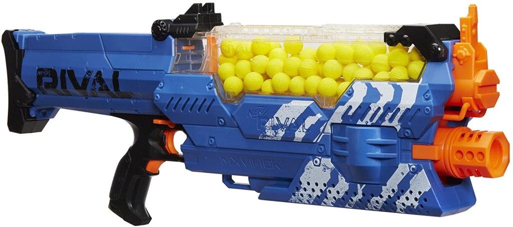 automatic nerf gun rival nemisis