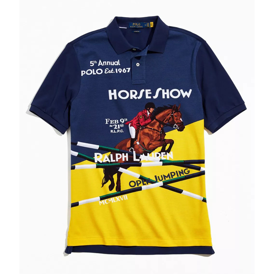 Polo Ralph Lauren Horse Jump Polo Shirt