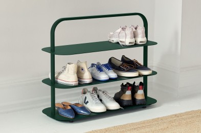 Open Spaces Entryway Rack