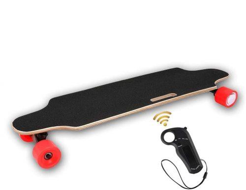 OppsDecor Electric Longboard