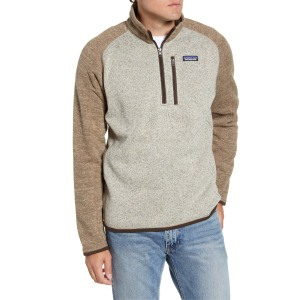 Patagonia Better Sweater® Quarter Zip Pullover