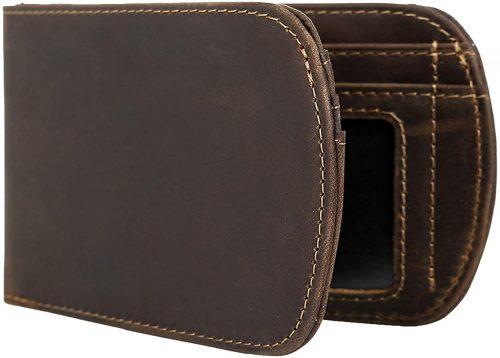 Polare Original Slim Curve Front Pocket Wallet