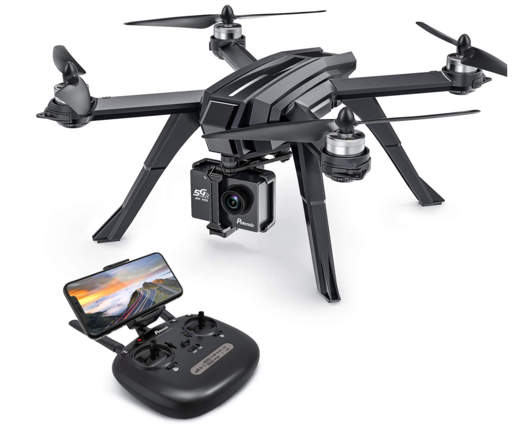 potensic d85 drones for beginners