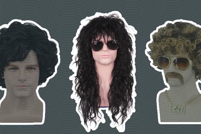 best wigs for men