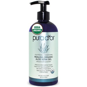 pura d'or aloe vera gel, benefits of aloe vera
