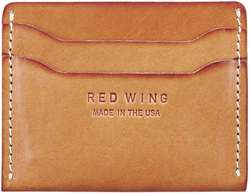 Red Wing Heritage Card Holder Front Pocket Wallet