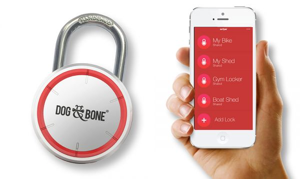best smart home gadgets of 2020 - dog and bone lock