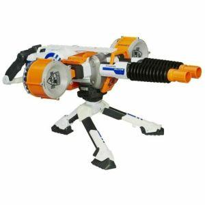 automatic nerf gun - Nerf N-Strike Elite Rhino-Fire Blaster