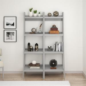 Ameriwood Home Hayes ladder bookcase