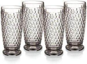 Villeroy & Boch crystal clear highball glasses, best highball glasses