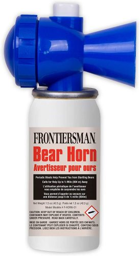 SABRE Bear Horn Self-Defense Weapon