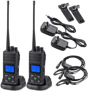 long range walkie talkies samcom
