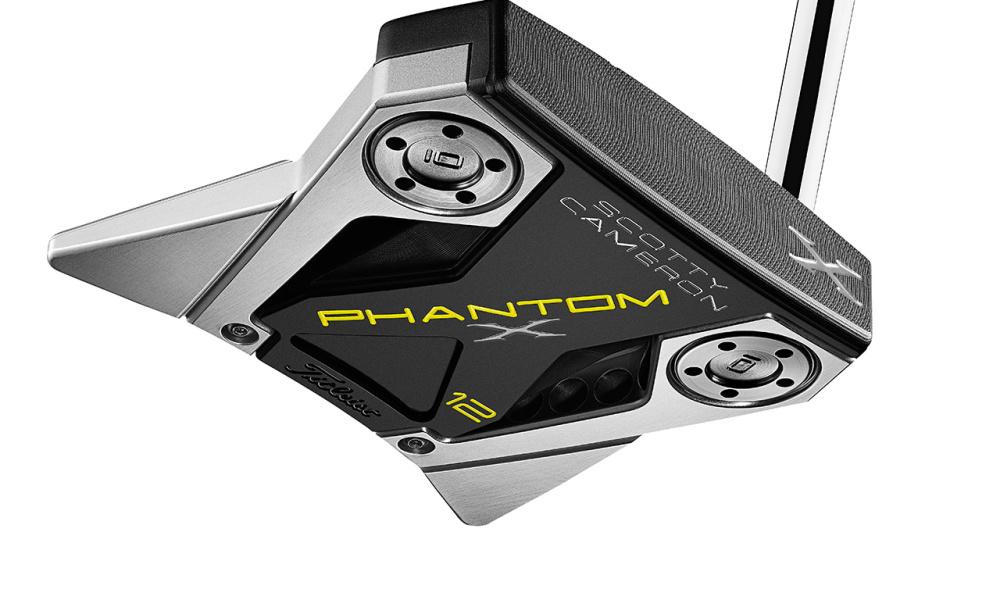 TitleistScotty Cameron Phantom X 7 putter