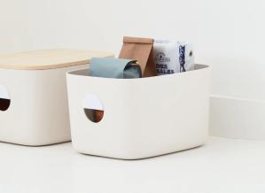 open spaces medium storage bins, open spaces
