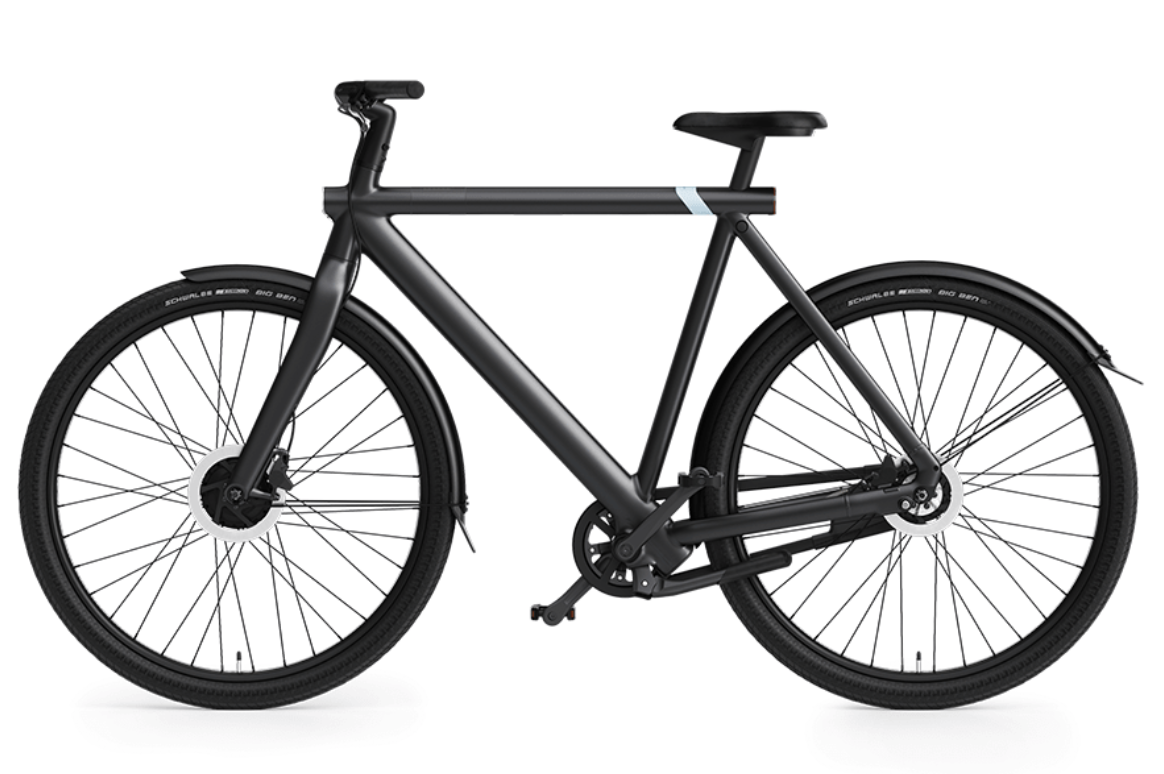 electric bike VanMoof S3