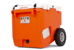 cooler with wheels rovr