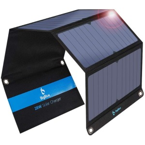 Big Blue Solar Charger