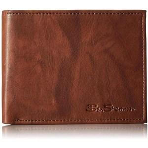 Ben Sherman Leather RFID Wallet