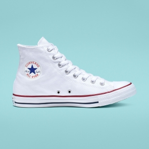 White Converse Chuck Taylor All Star Sneaker