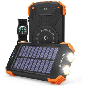 Blavor Solar Power Bank