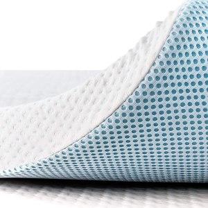 subrtex bamboo rayon mattress cover, cooling mattress topper