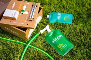 Sunday smart lawn care kit