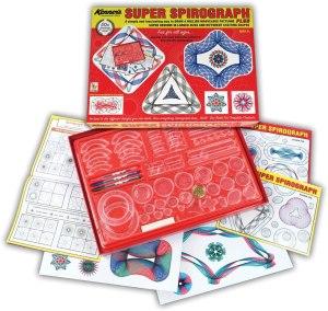 Super Spirograph Jumbo Set