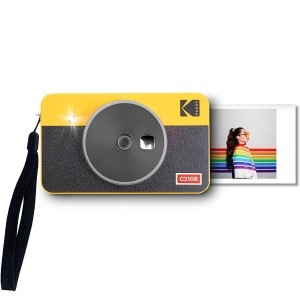 Kodak Mini Shot 2 Retro Portable Wireless Instant Camera
