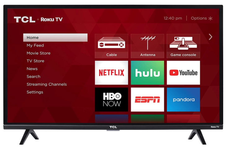 small tv TCL 32;