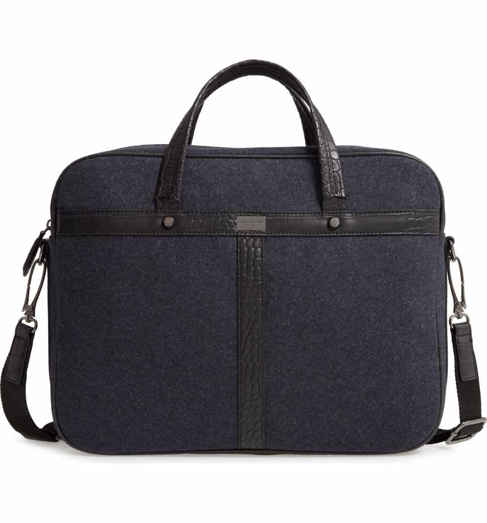 best work bags for men - ted baker london
