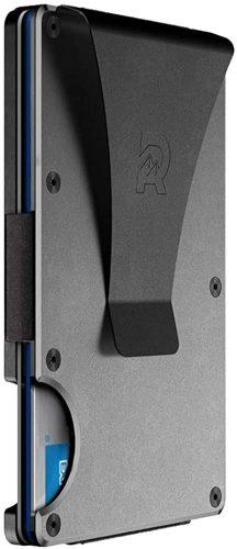 The Ridge Minimalist RFID Wallet