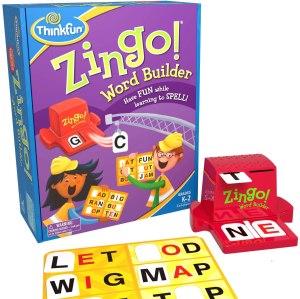 ThinkFun Zingo Word Builder