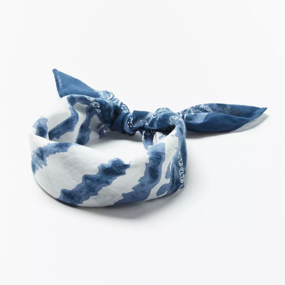tie-dye bandanas urban outfitters