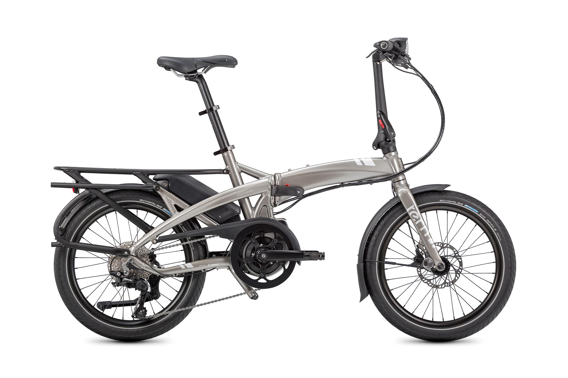 E-bike Tern Vektron S10