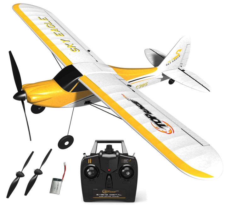 remote control airplanes top race rc plane 4 channel