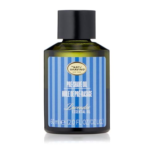 the art of shaving lavender pre-shave oil