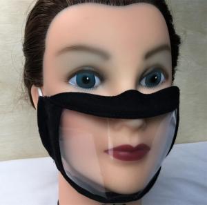 UTSDesignStore transparent face mask, clear face mask, clear face masks