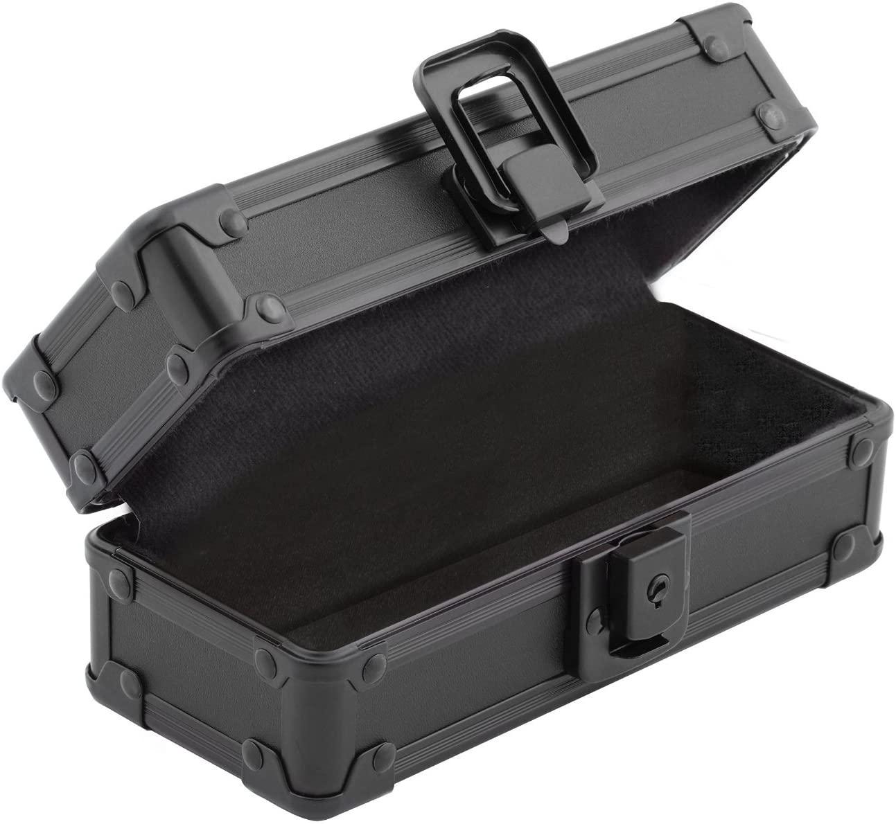 Vaultz locking glasses case