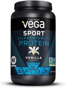 Vega sport vegan protein powder