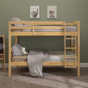 Walker Edison Carolina Bunk Bed